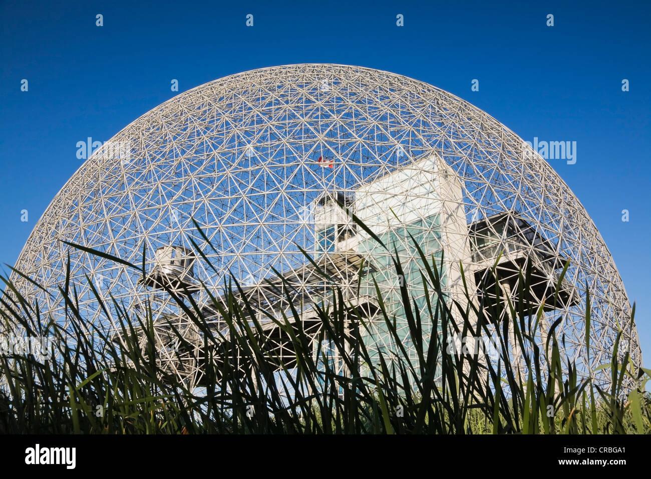 Geodätische Kuppel die biosphäre museum die geodätische kuppel struktur war der