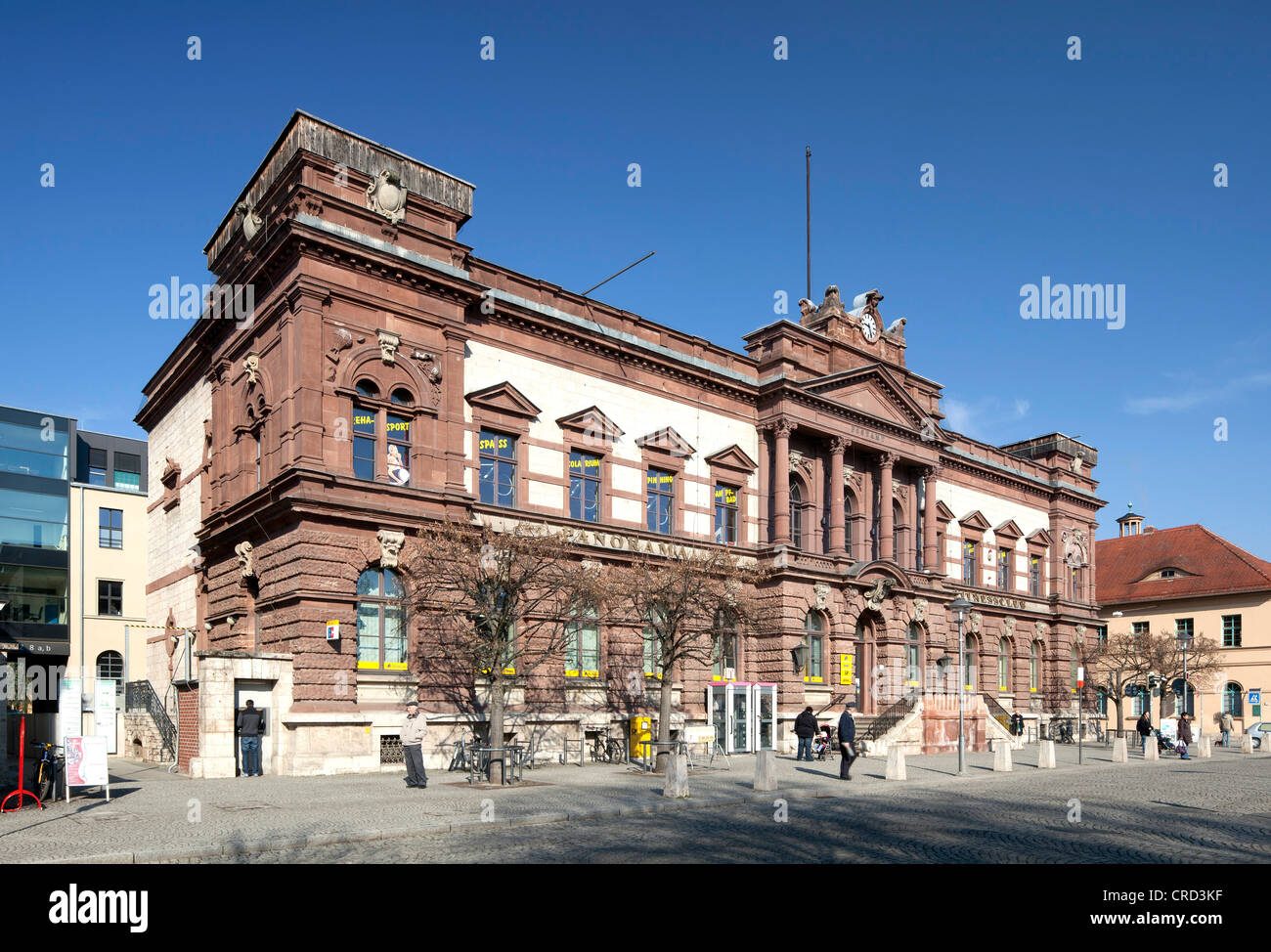 Weimar Goetheplatz