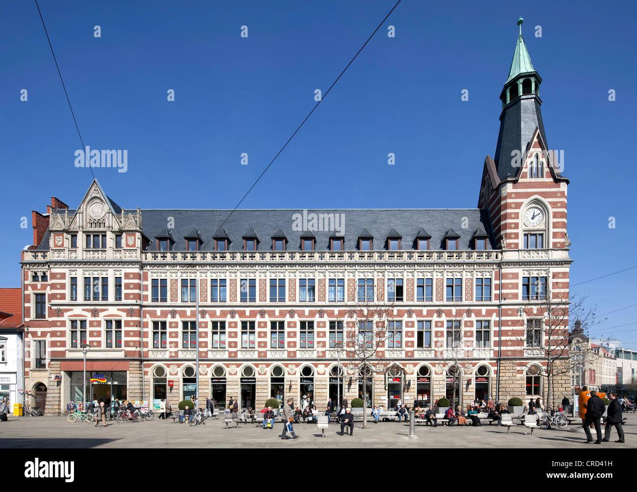 Ehemaliger General Post Office, Büro- und Geschäftshaus