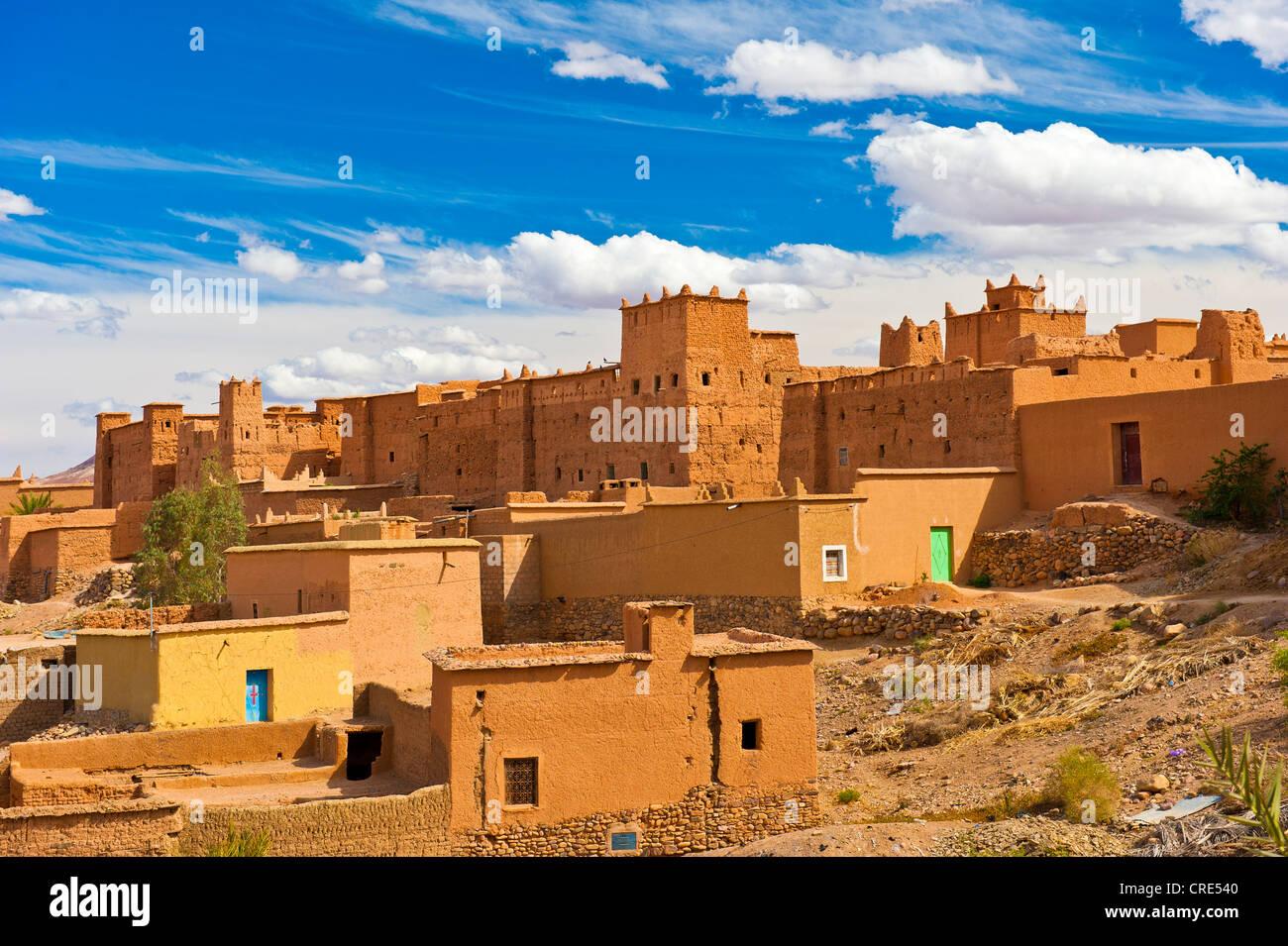 h user und kasbahs schlamm festungen wohn burgen der berber tighremt nekob s dmarokko. Black Bedroom Furniture Sets. Home Design Ideas