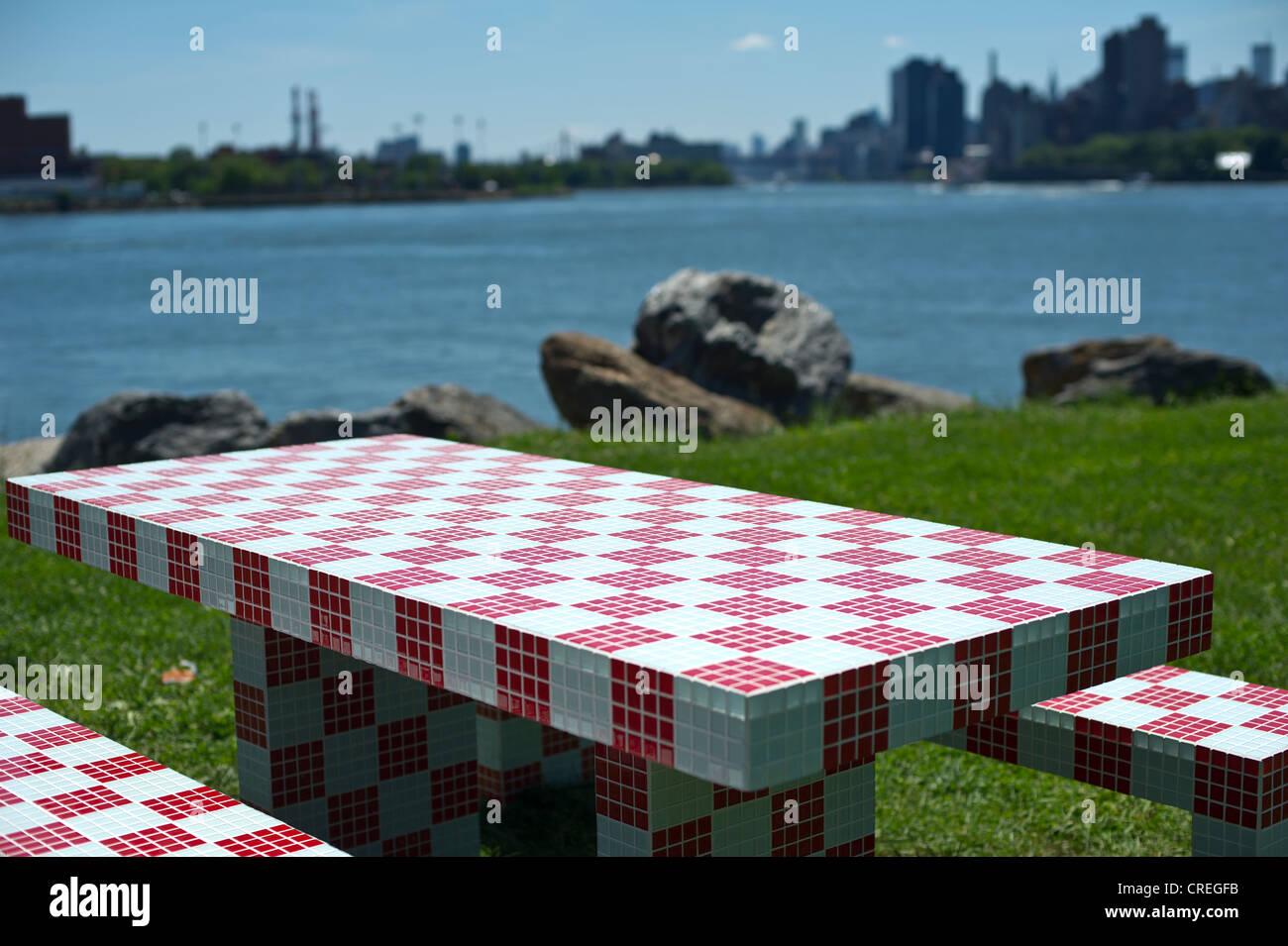 Randalls Island Park New York Us
