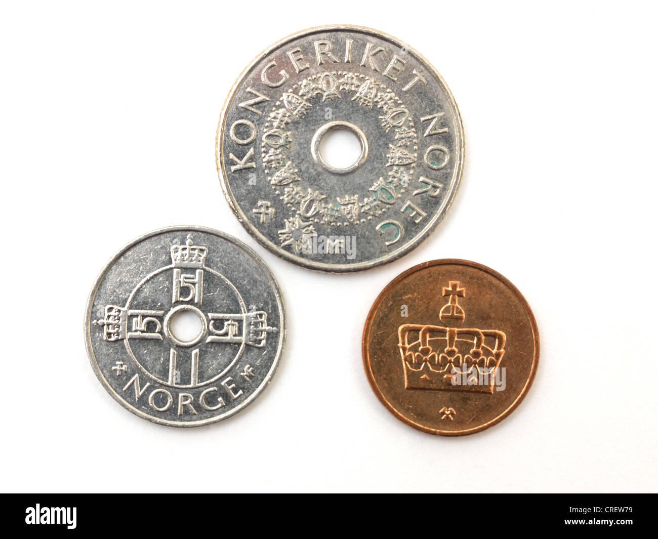 Norwegische Krone øre Stockfotos Norwegische Krone øre Bilder Alamy