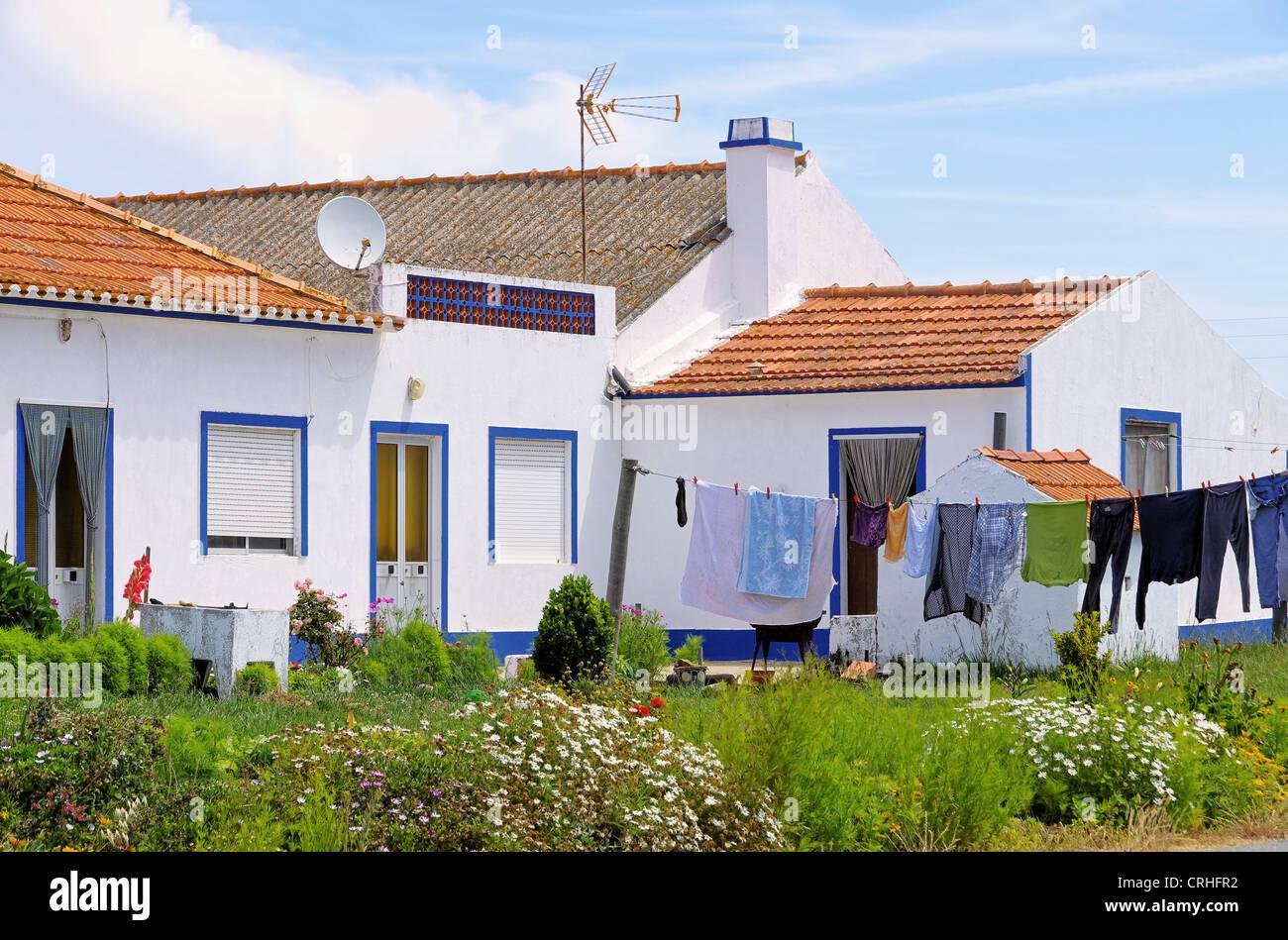 Portugal Haus - Portugal Haus 01 Stockbild