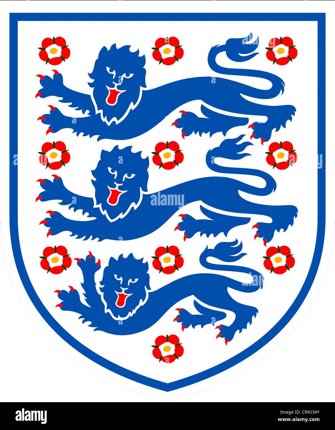 Englische Fussball Wappen