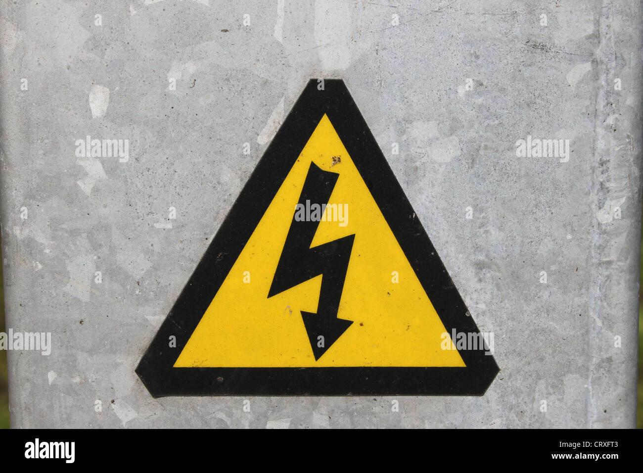 Wunderbar Zeichen Der Elektrizität Galerie - Verdrahtungsideen ...