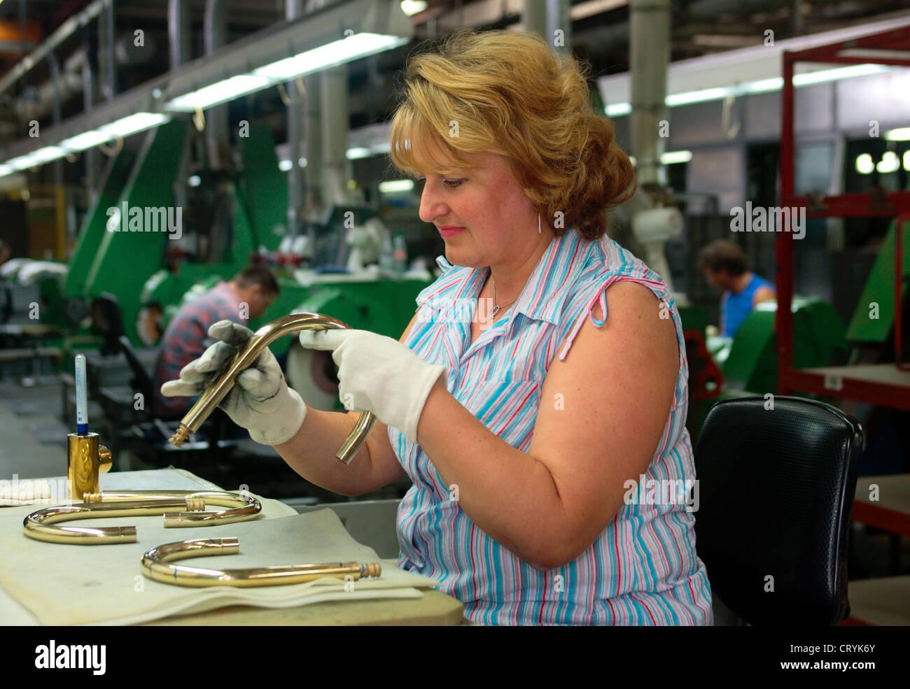 Armaturenhersteller Dornbracht In Iserlohn Stockfoto Bild 49165619