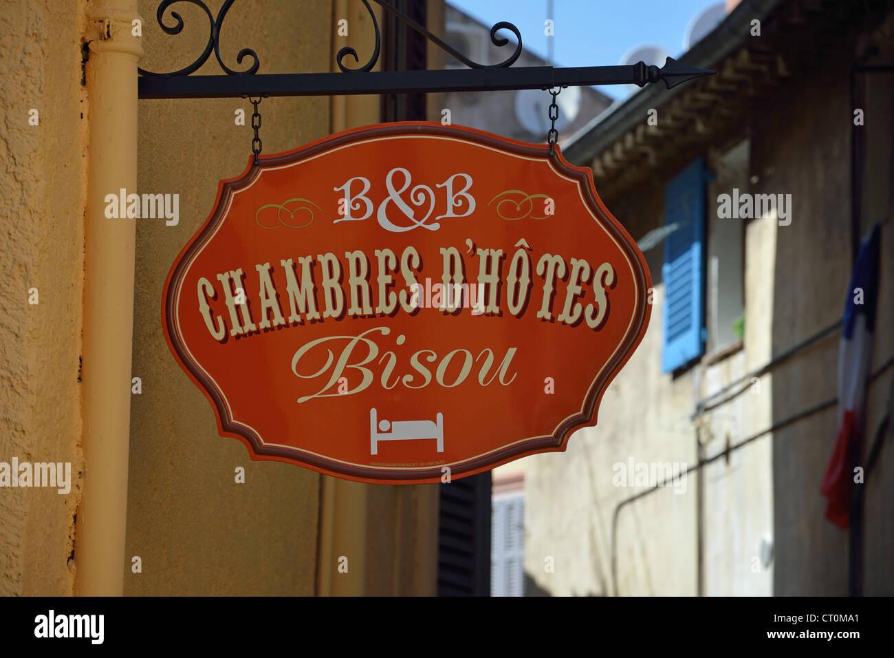 Chambres d \' Hotes (B & B) Schilder, La Suquet (Old Town ...