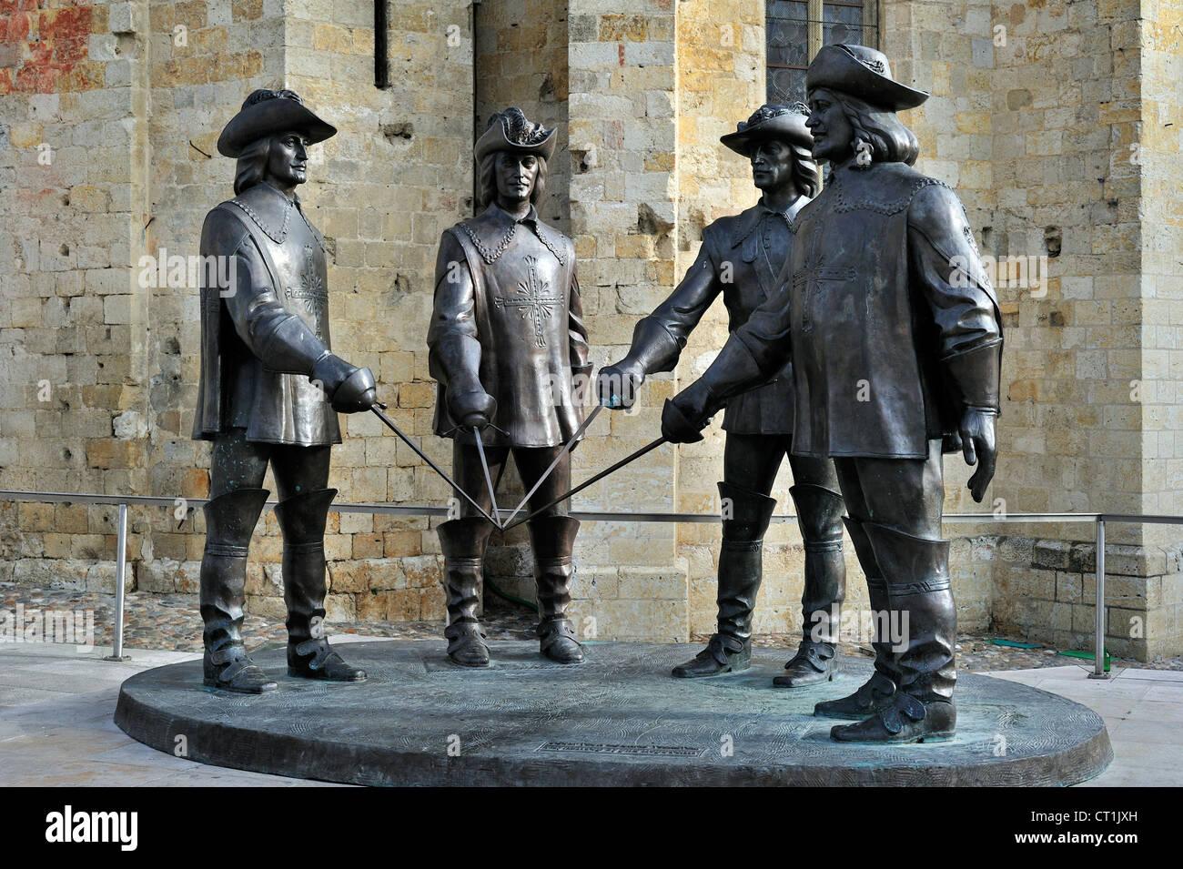 DArtagnan Und Die Drei Musketiere