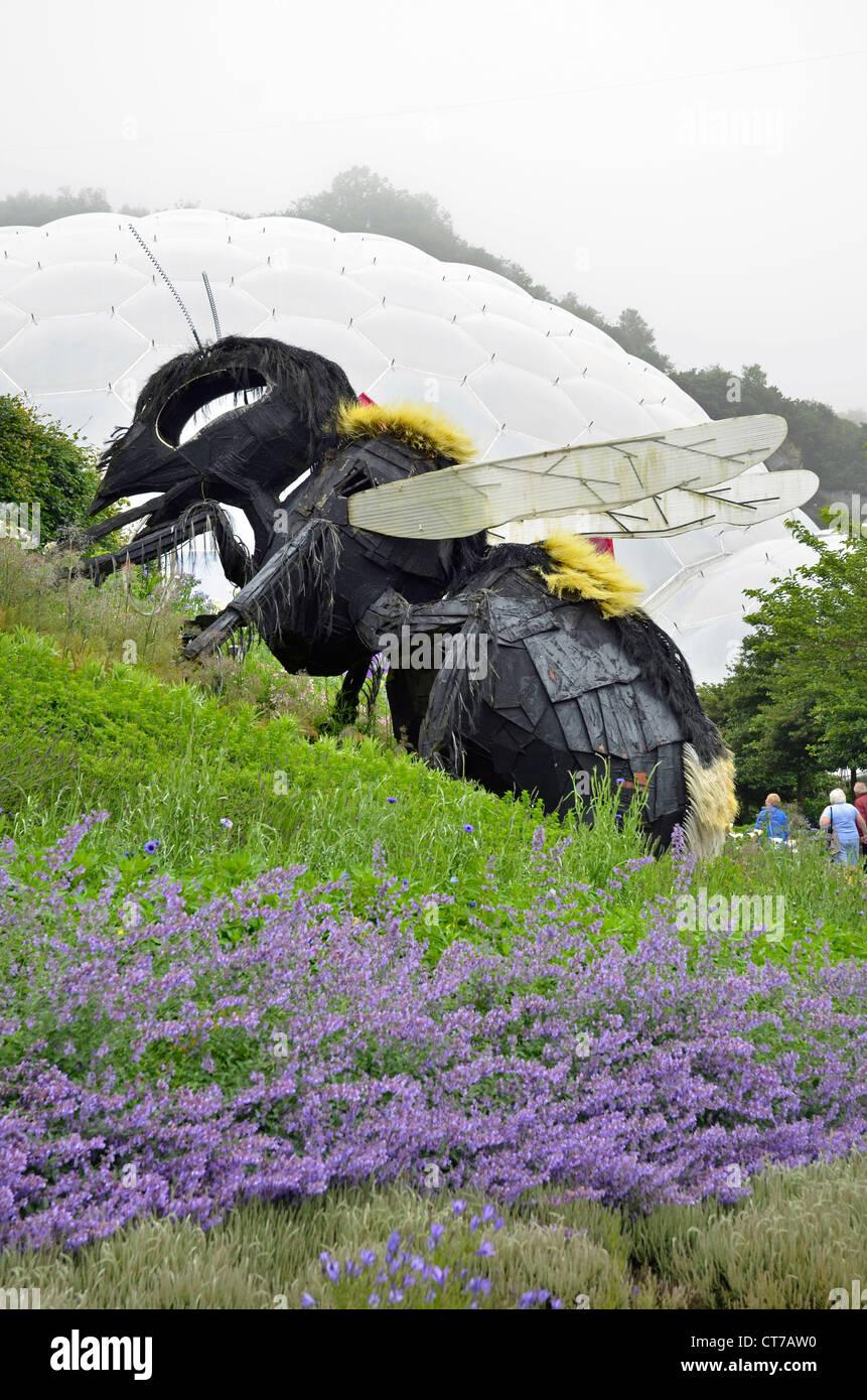 Riesen Biene