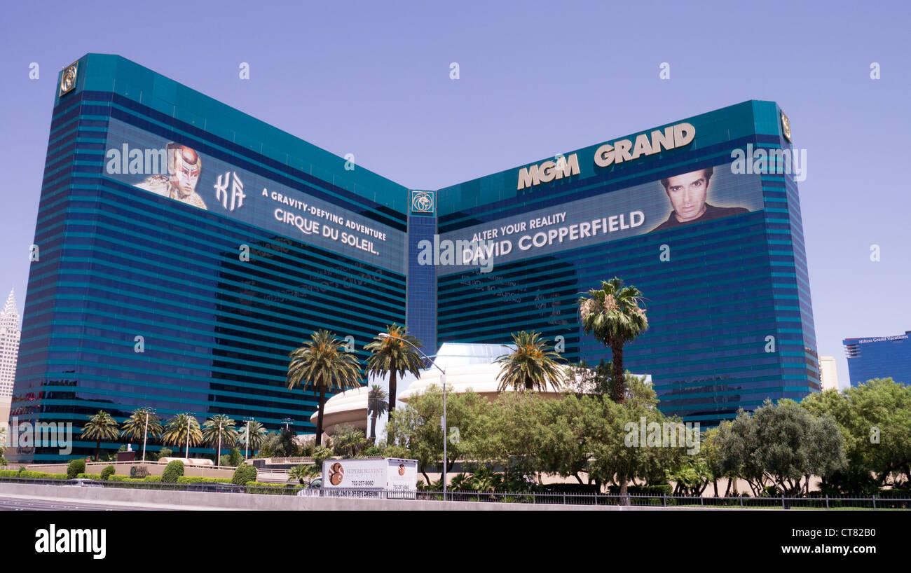 Mgm Grand Hotel Stockfotos Und Bilder Kaufen Alamy