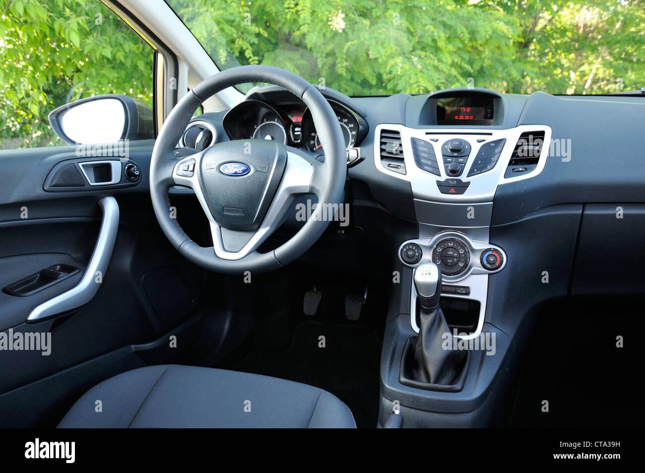 Ford Fiesta - mein 2008 (FL 2012) - beliebte deutsche kleine ...