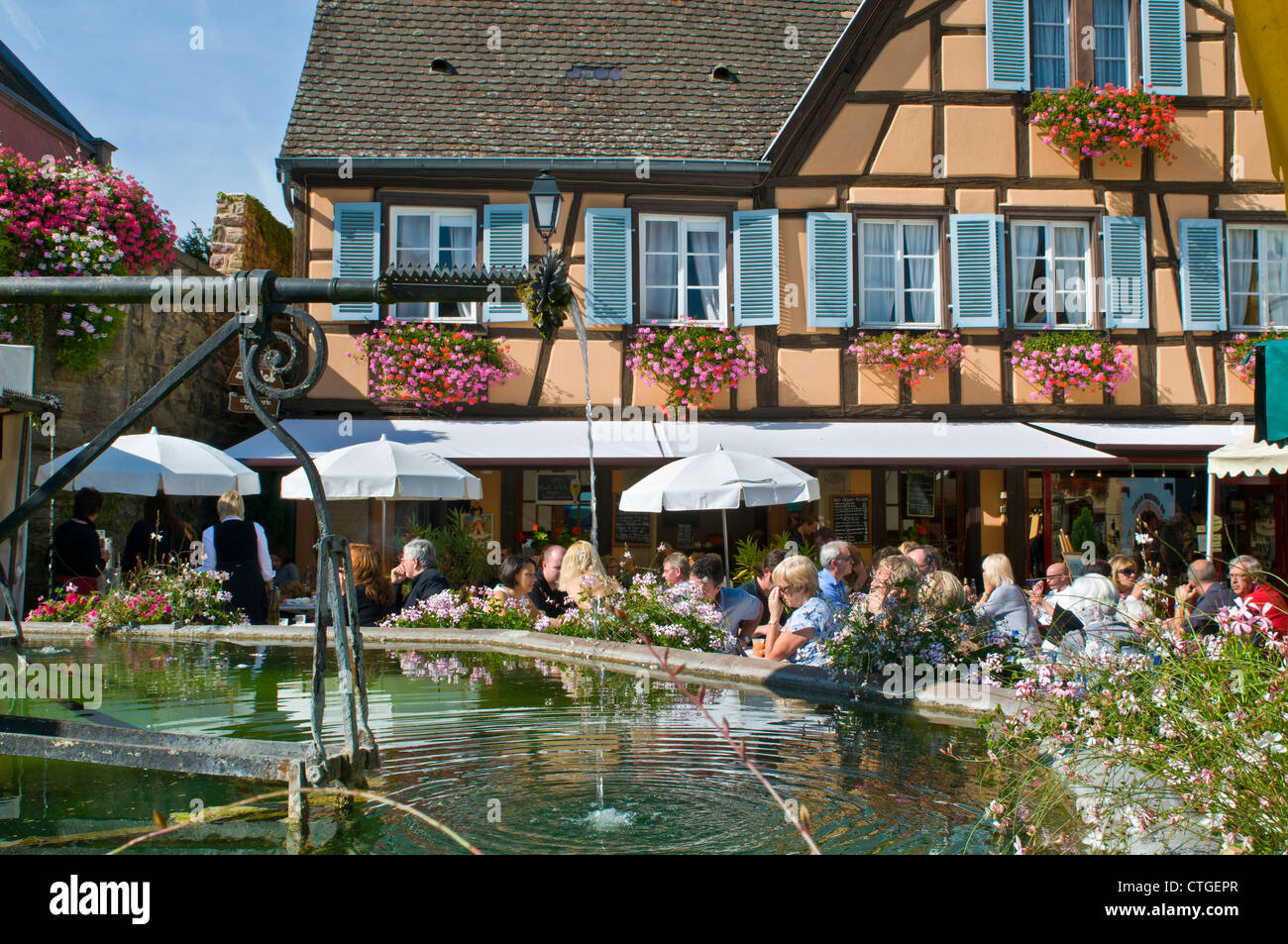 Restaurant Terrasse Kaysersberg