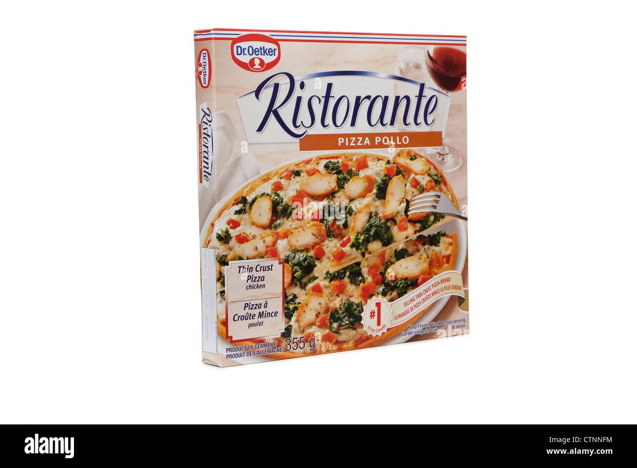 dr oetker frozen pizza stockfotos dr oetker frozen pizza bilder alamy. Black Bedroom Furniture Sets. Home Design Ideas