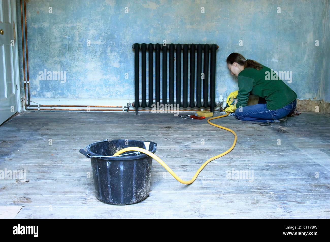 Domestic Home Heating Stockfotos & Domestic Home Heating Bilder ...