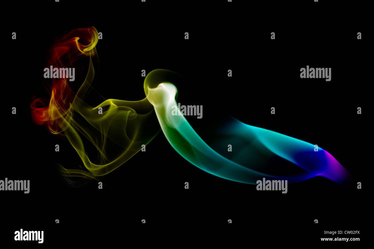 Farbe Stockbild