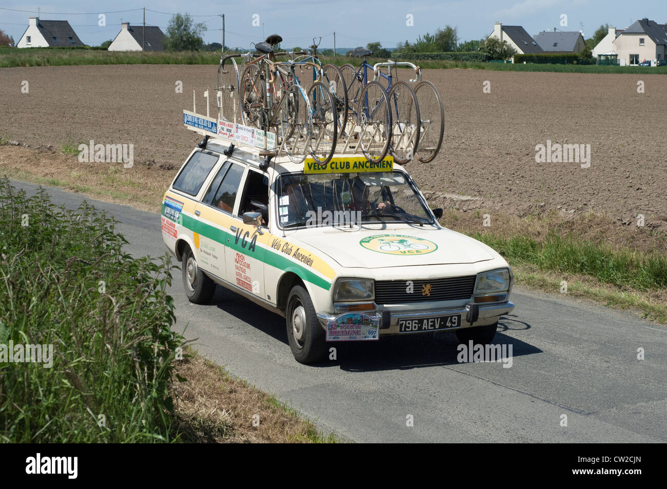 cycle rally stockfotos cycle rally bilder alamy. Black Bedroom Furniture Sets. Home Design Ideas
