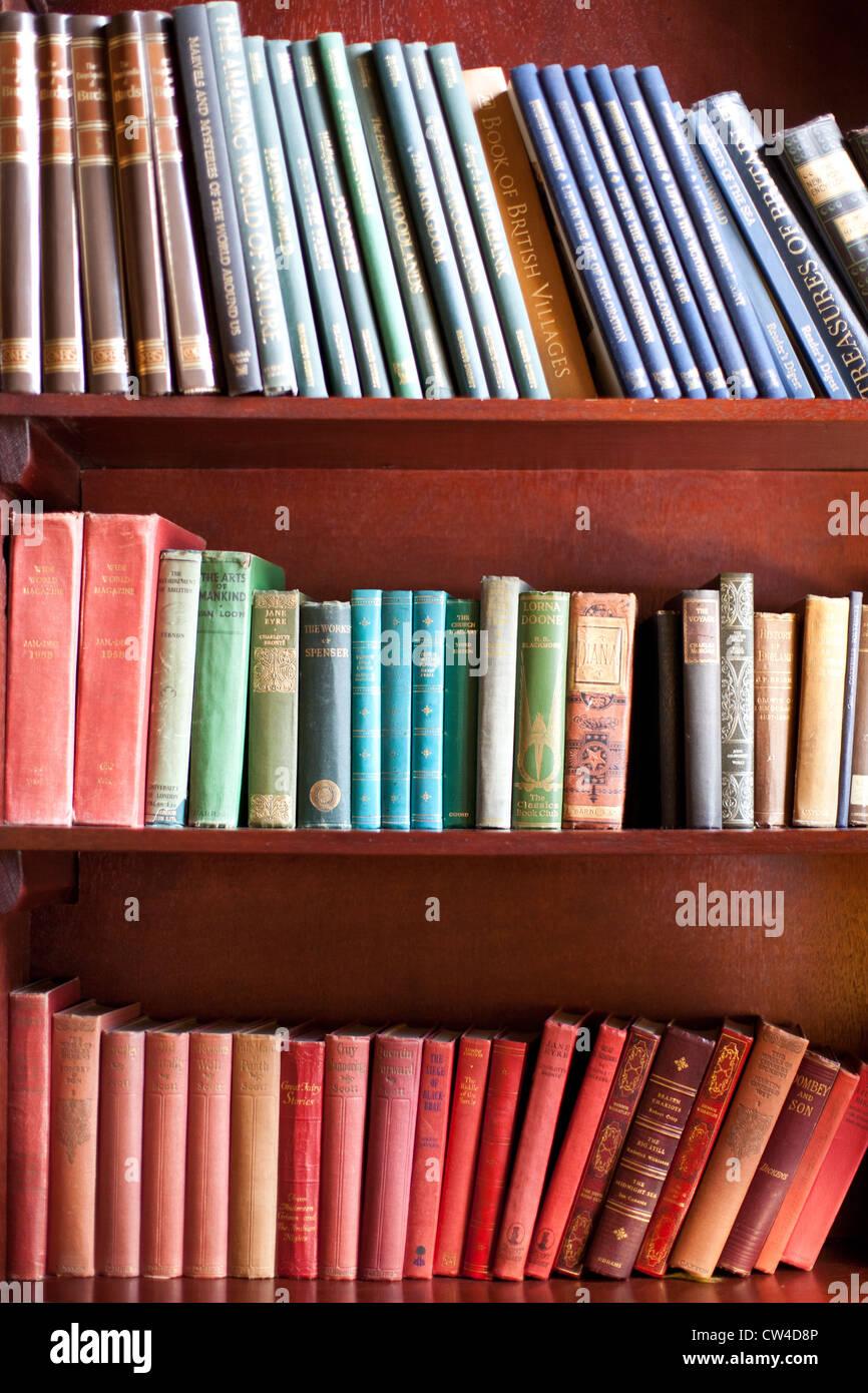 Book Spines Stockfotos Und Bilder Kaufen Seite 9 Alamy