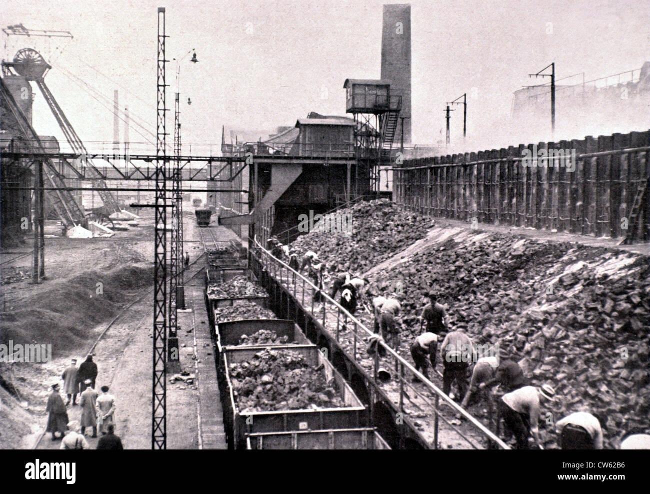Besetzung Des Ruhrgebietes