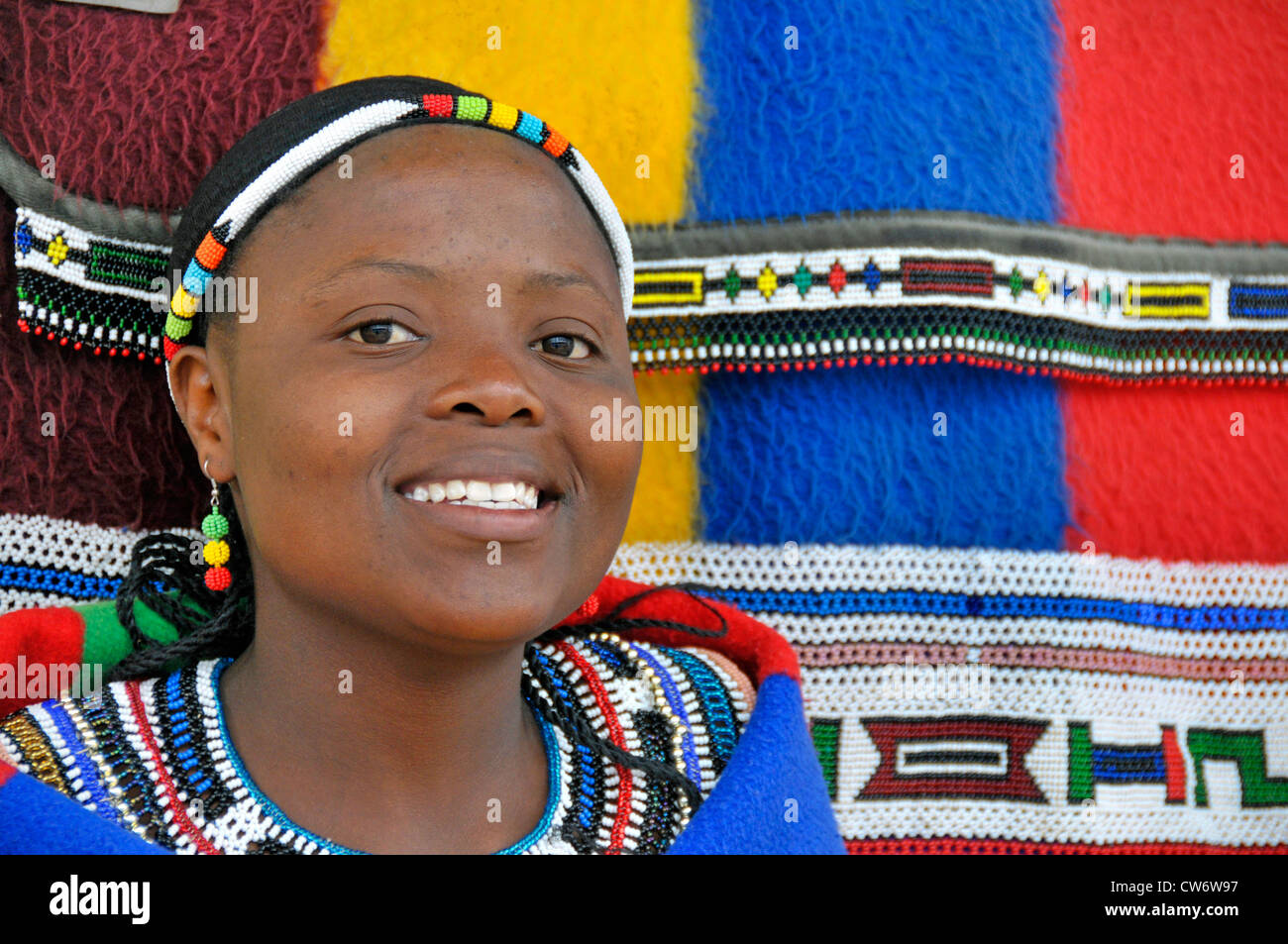 Ndebele South Africa Stockfotos Und Bilder Kaufen Alamy