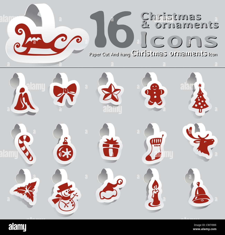 Charmant Weihnachten Papier Schneiden Vorlagen Fotos - Entry Level ...
