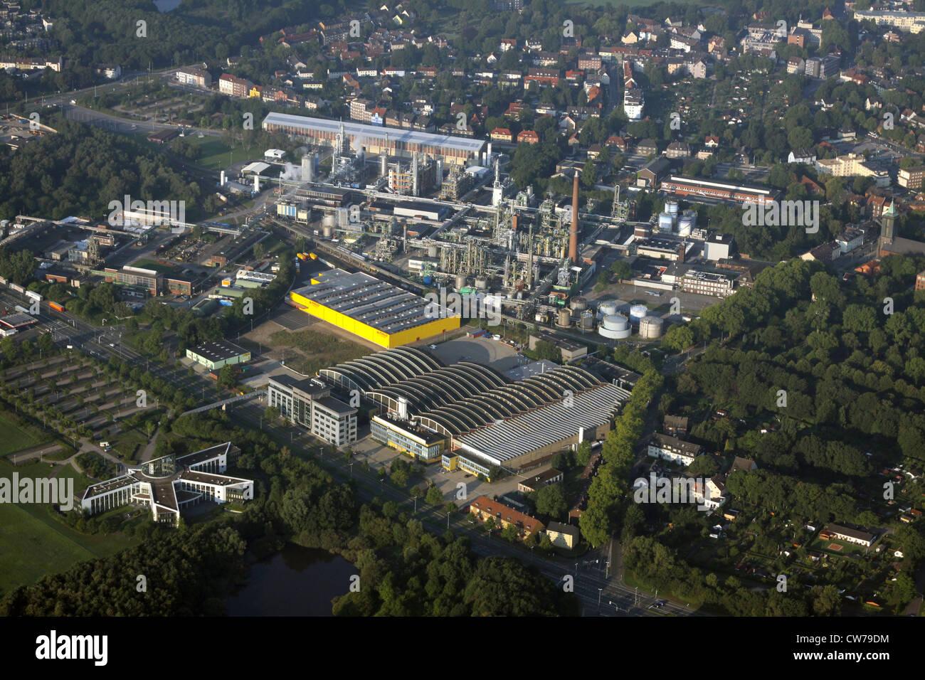 Verwaltungszentrum der GEA in Bochum und Neubau Möbel Discounter ...