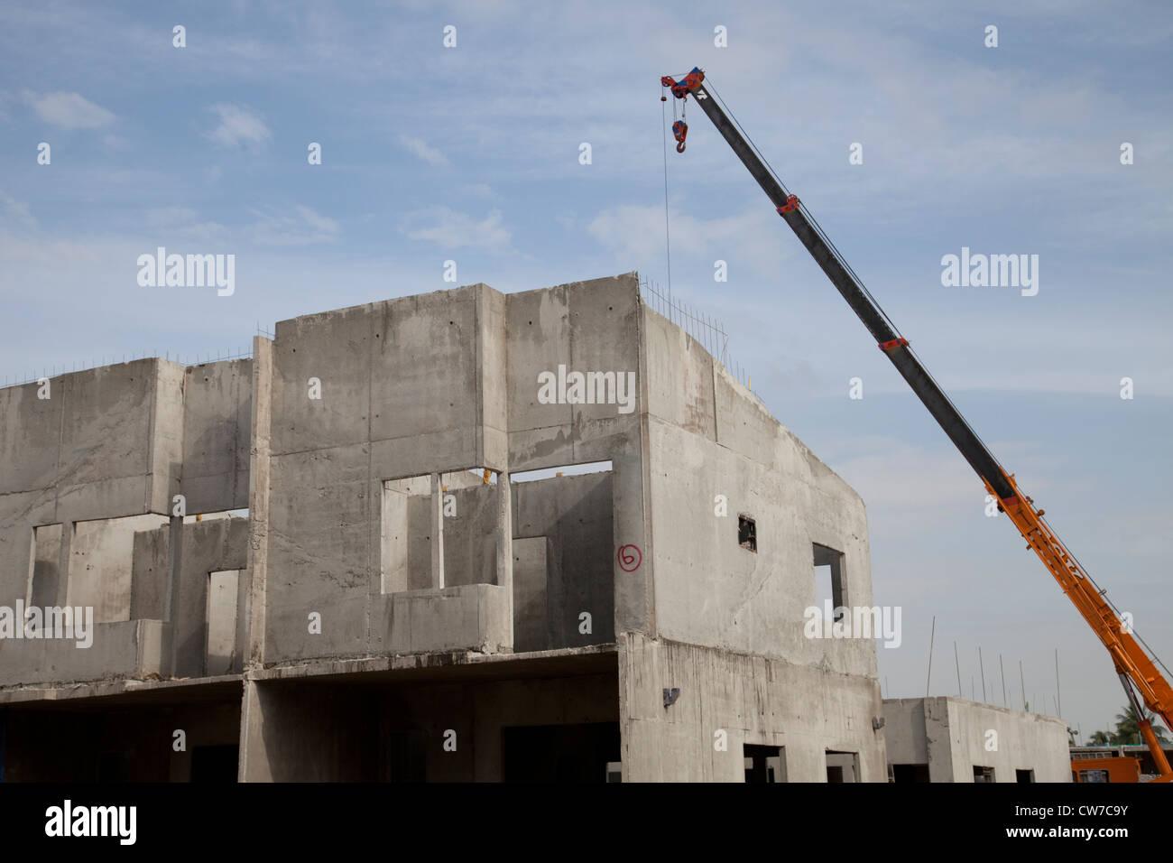 Häuserbau Bochum lift stockfotos lift bilder alamy