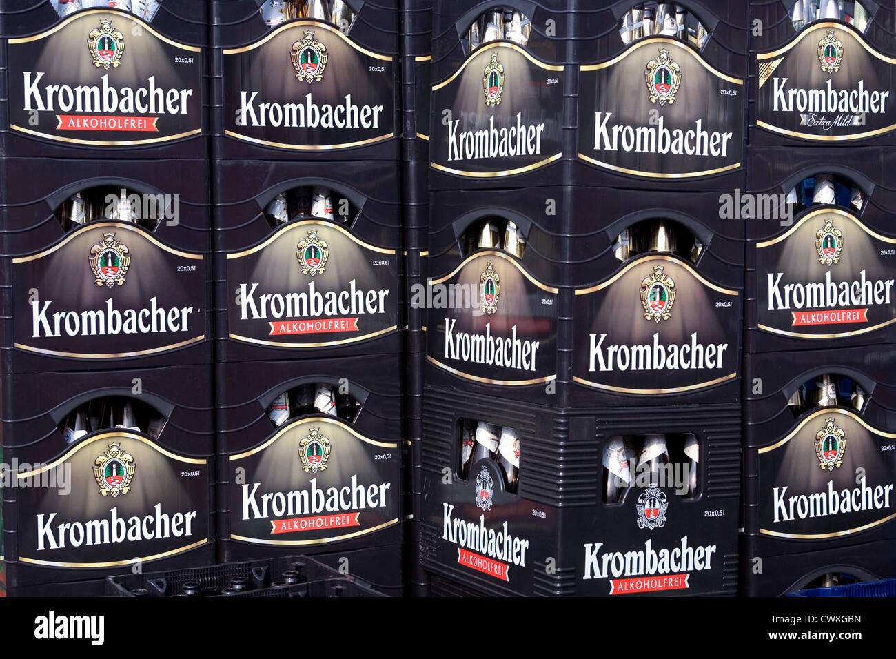 Krombacher Beer Stockfotos & Krombacher Beer Bilder - Alamy