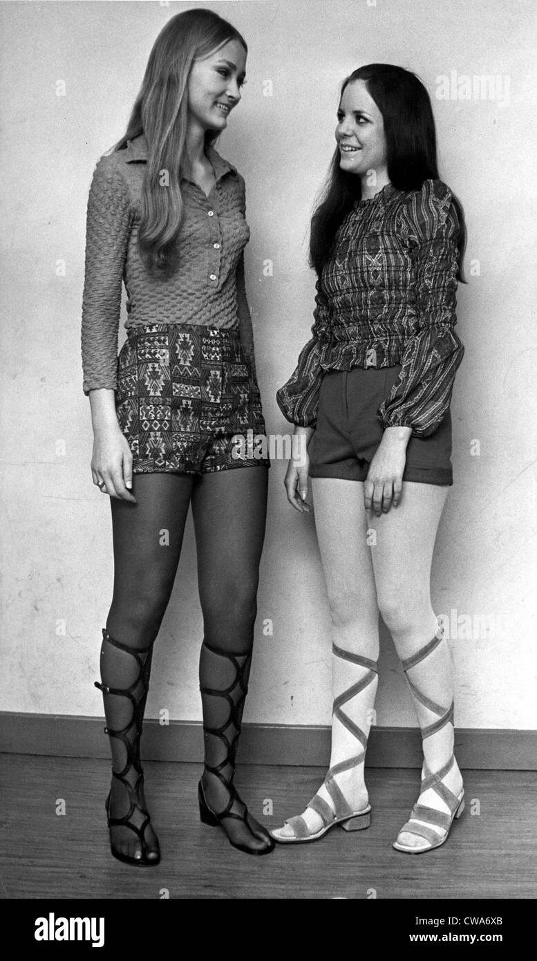 Hot Pants 1970s Stockfotos & Hot Pants 1970s Bilder - Alamy