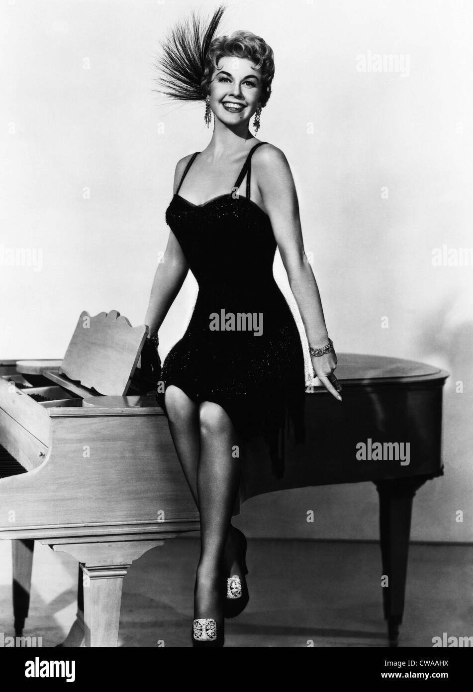LOVE ME OR LEAVE ME, Doris Day, 1955. Höflichkeit: CSU Archive / Everett Collection Stockbild