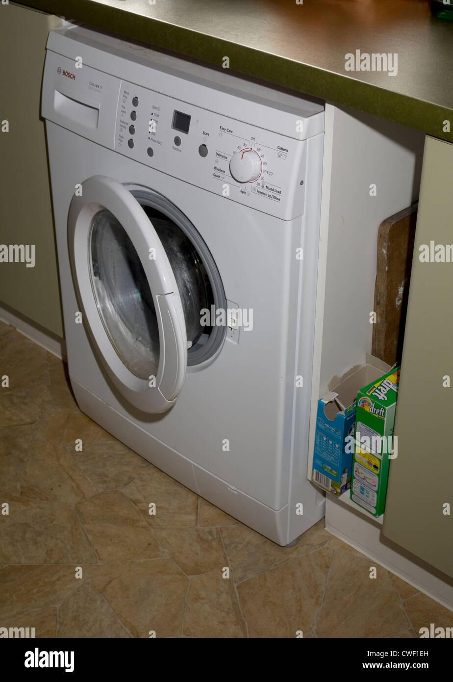 Waschmaschine In Der Küche Verstecken: Ocaccept