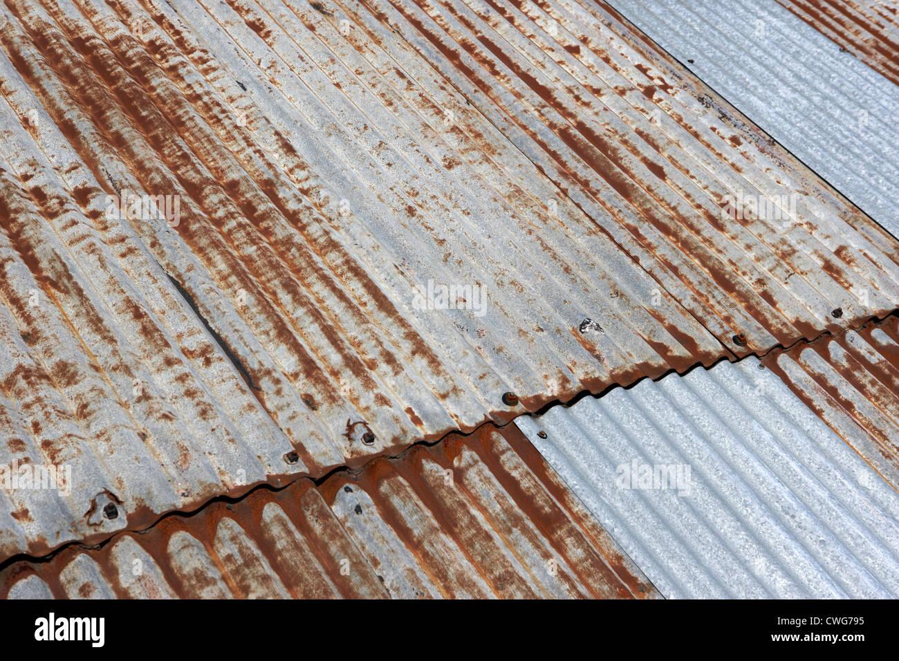 rosten repariert wellblech dach folie in edinburgh. Black Bedroom Furniture Sets. Home Design Ideas