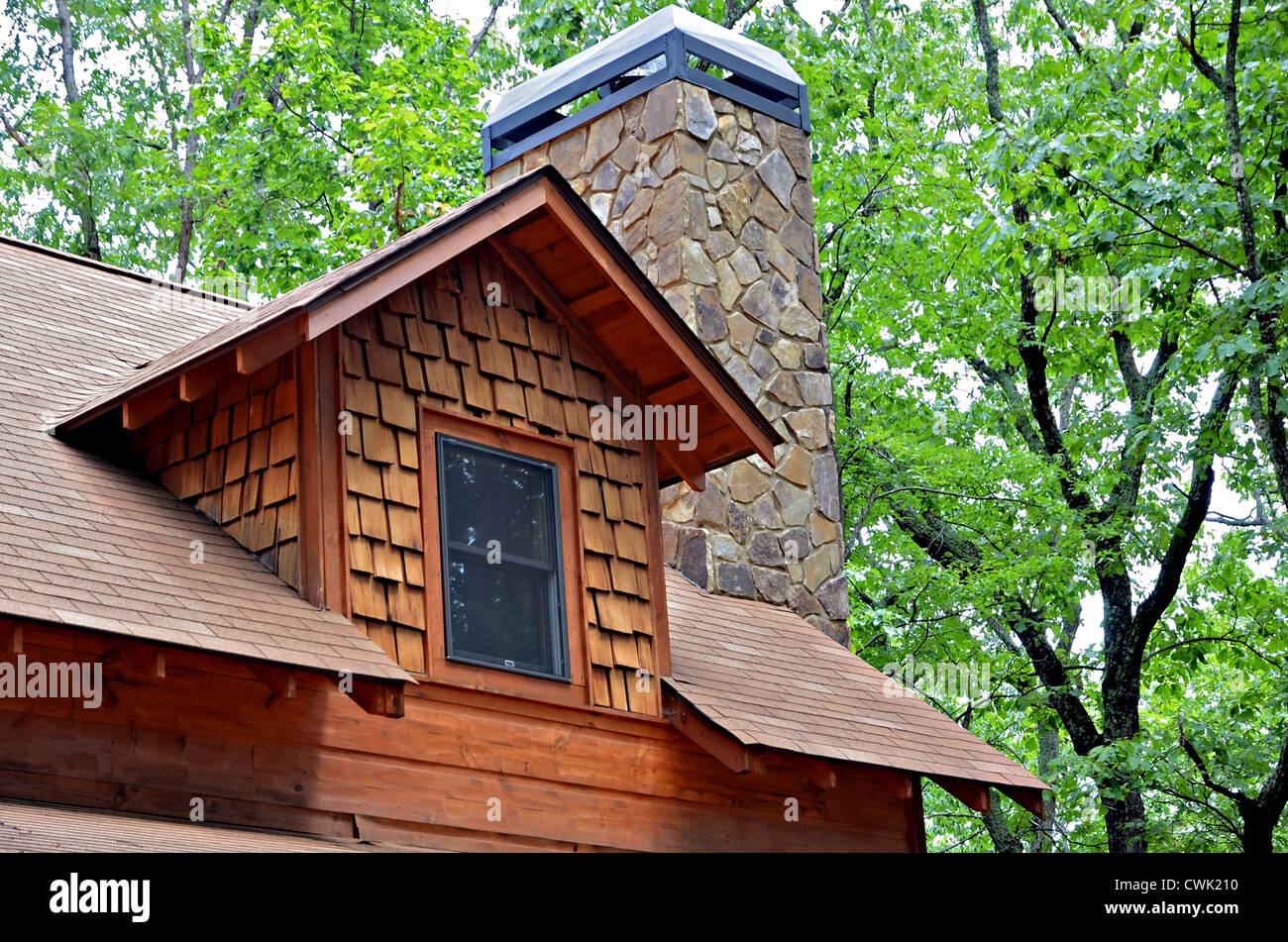 dormer window construction stockfotos dormer window construction bilder alamy. Black Bedroom Furniture Sets. Home Design Ideas