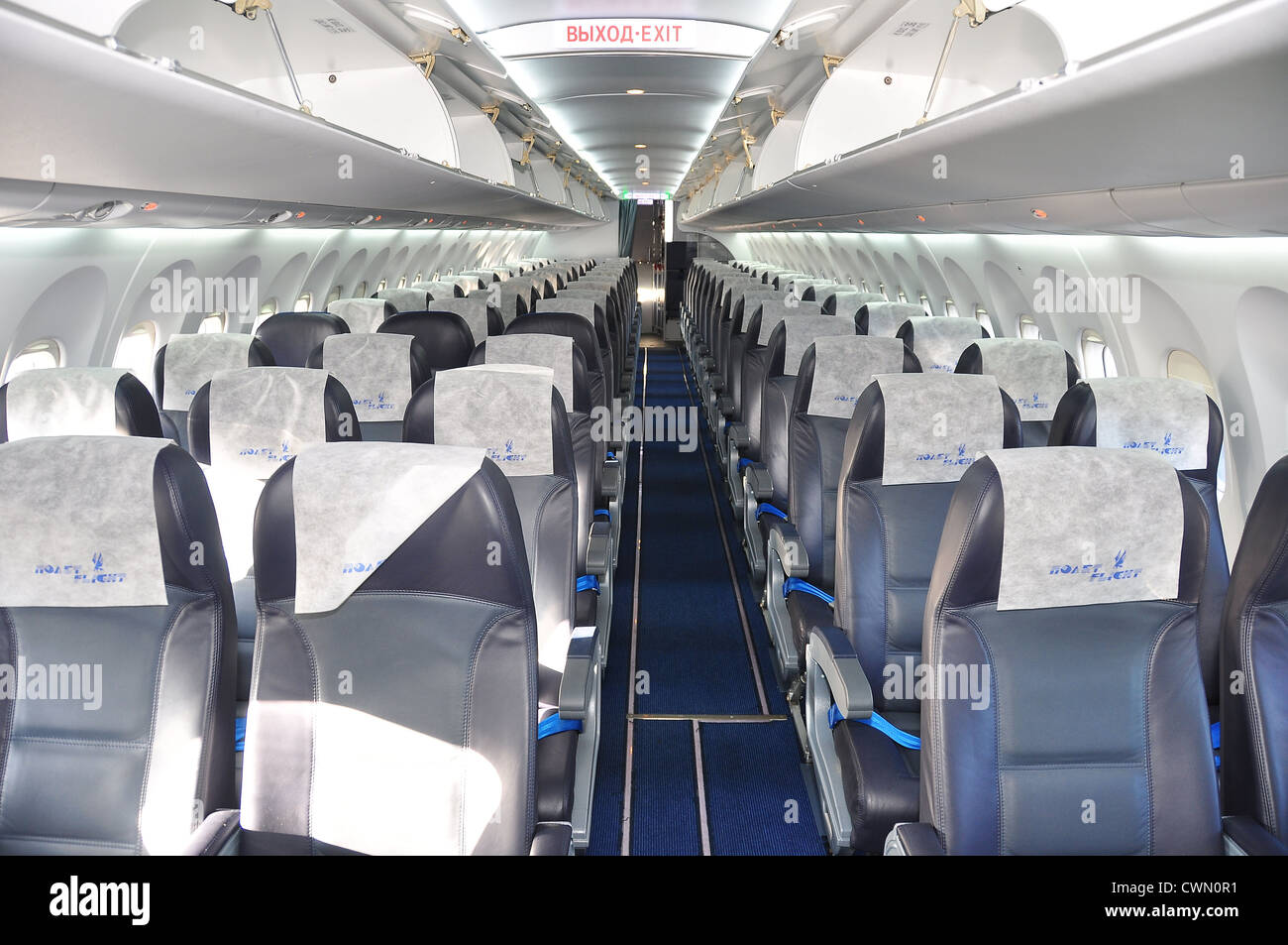 plane seats stockfotos plane seats bilder seite 20 alamy. Black Bedroom Furniture Sets. Home Design Ideas