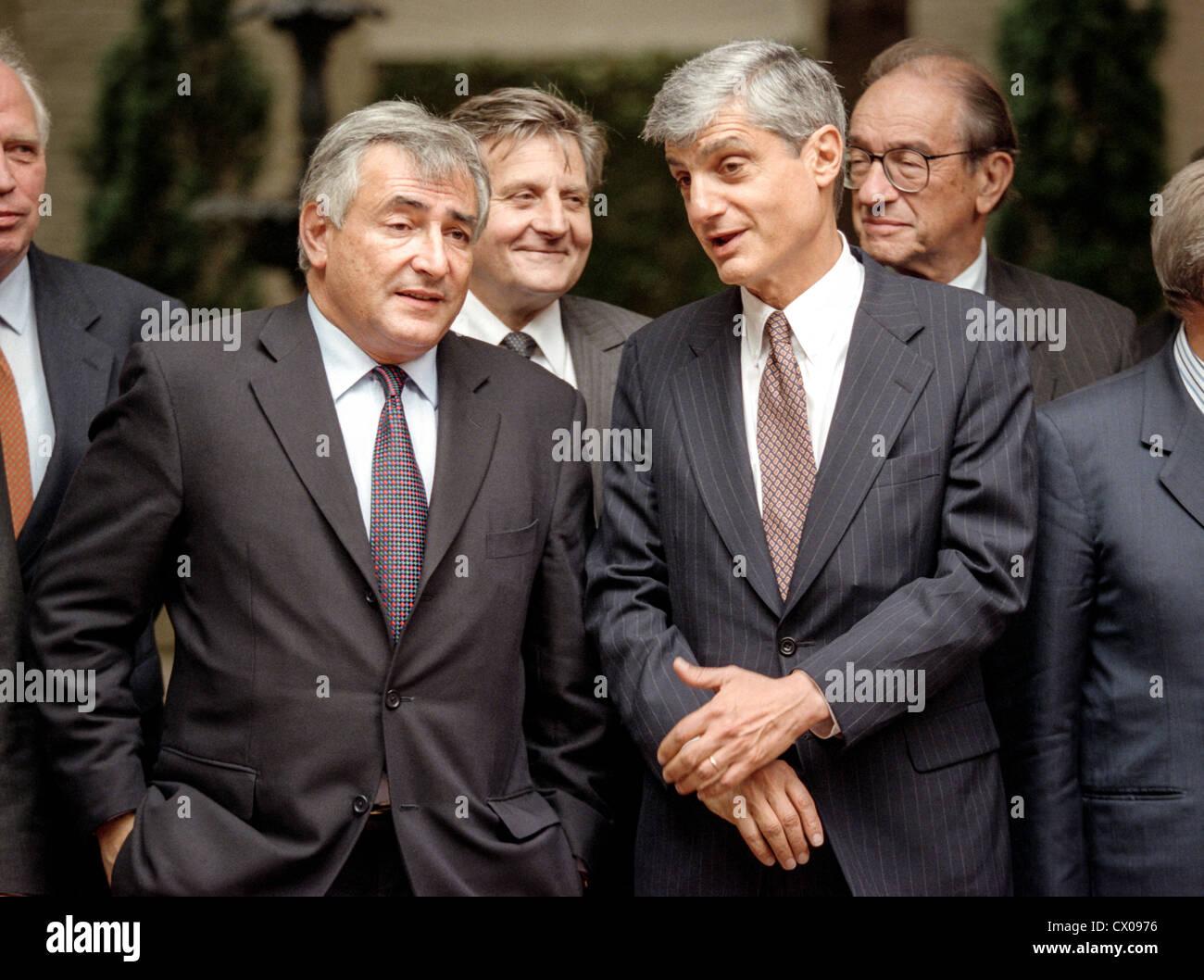 Dominique Strauss Kahn Stockfotos & Dominique Strauss Kahn