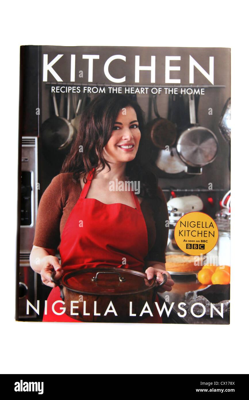 Küche-Rezepte aus dem Herzen des Hauses, von Nigella Lawson. Stockbild