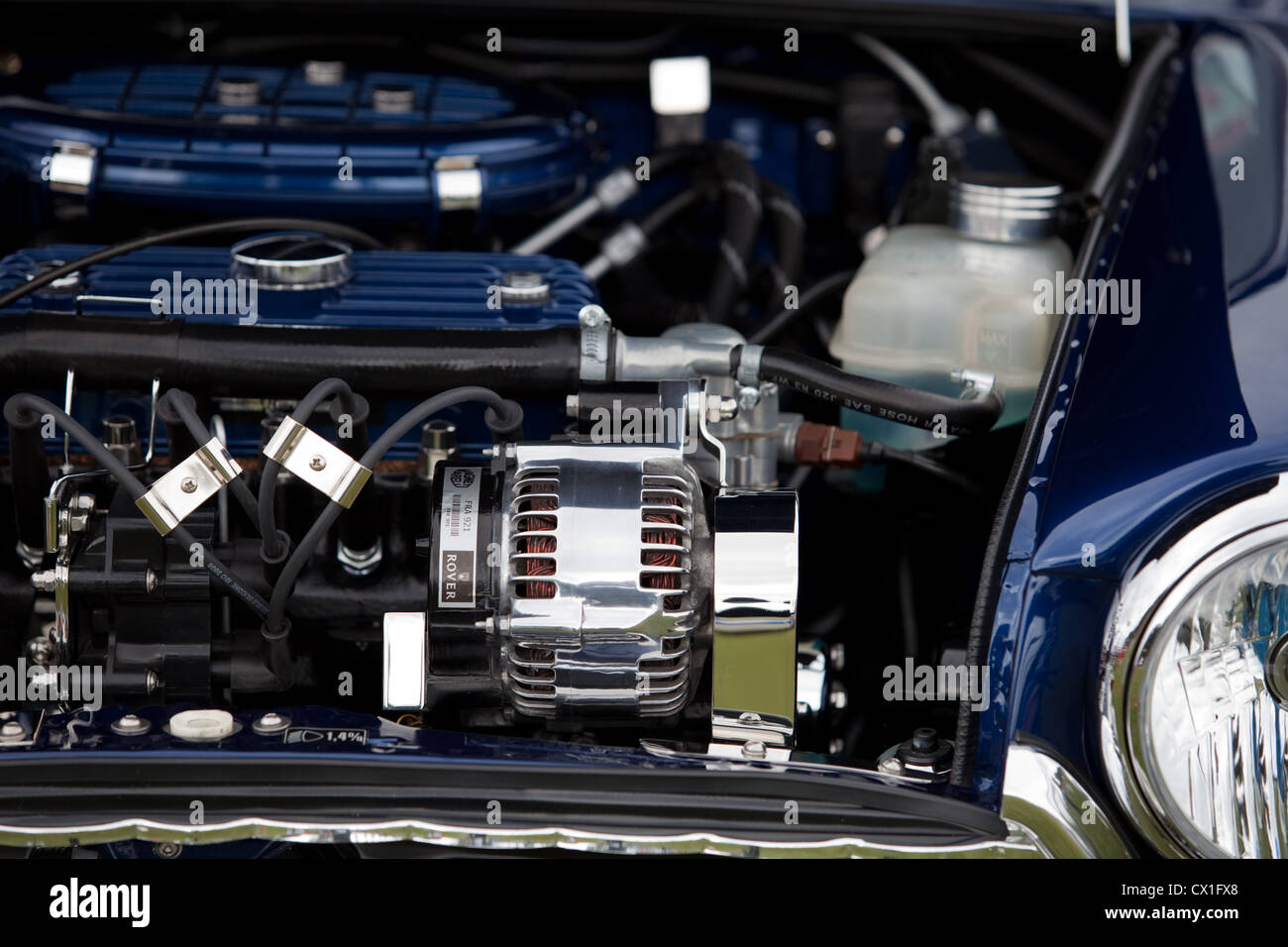 Polished Engine Stockfotos & Polished Engine Bilder - Alamy