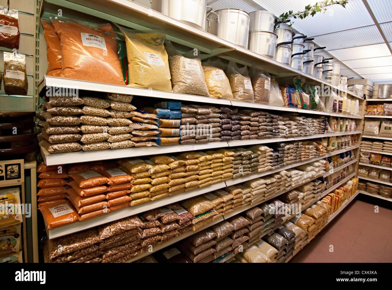 Tea Supermarket Shops Stockfotos & Tea Supermarket Shops Bilder - Alamy