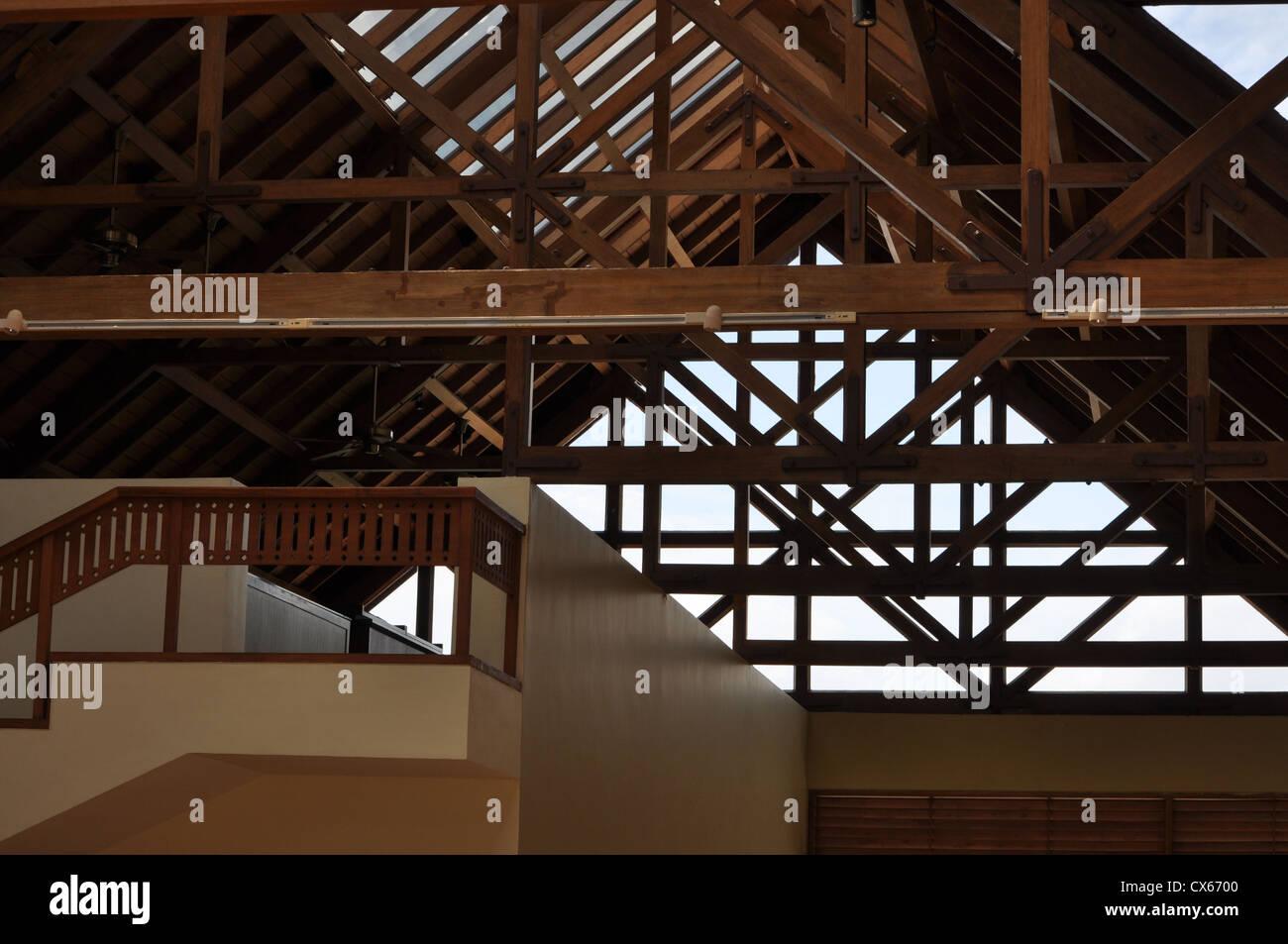 Wooden Framework Stockfotos & Wooden Framework Bilder - Alamy
