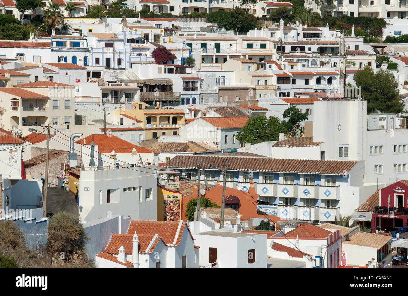 towns in portugal stockfotos towns in portugal bilder seite 2 alamy. Black Bedroom Furniture Sets. Home Design Ideas