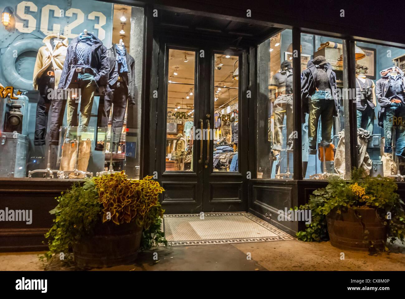 store fronts new york city usa stockfotos und -bilder kaufen
