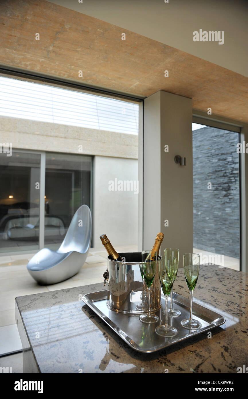 Granite Worktops Stockfotos & Granite Worktops Bilder - Alamy