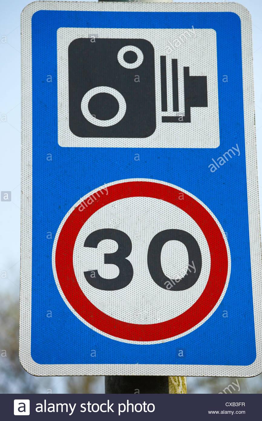 Geschwindigkeit aus Lancashire