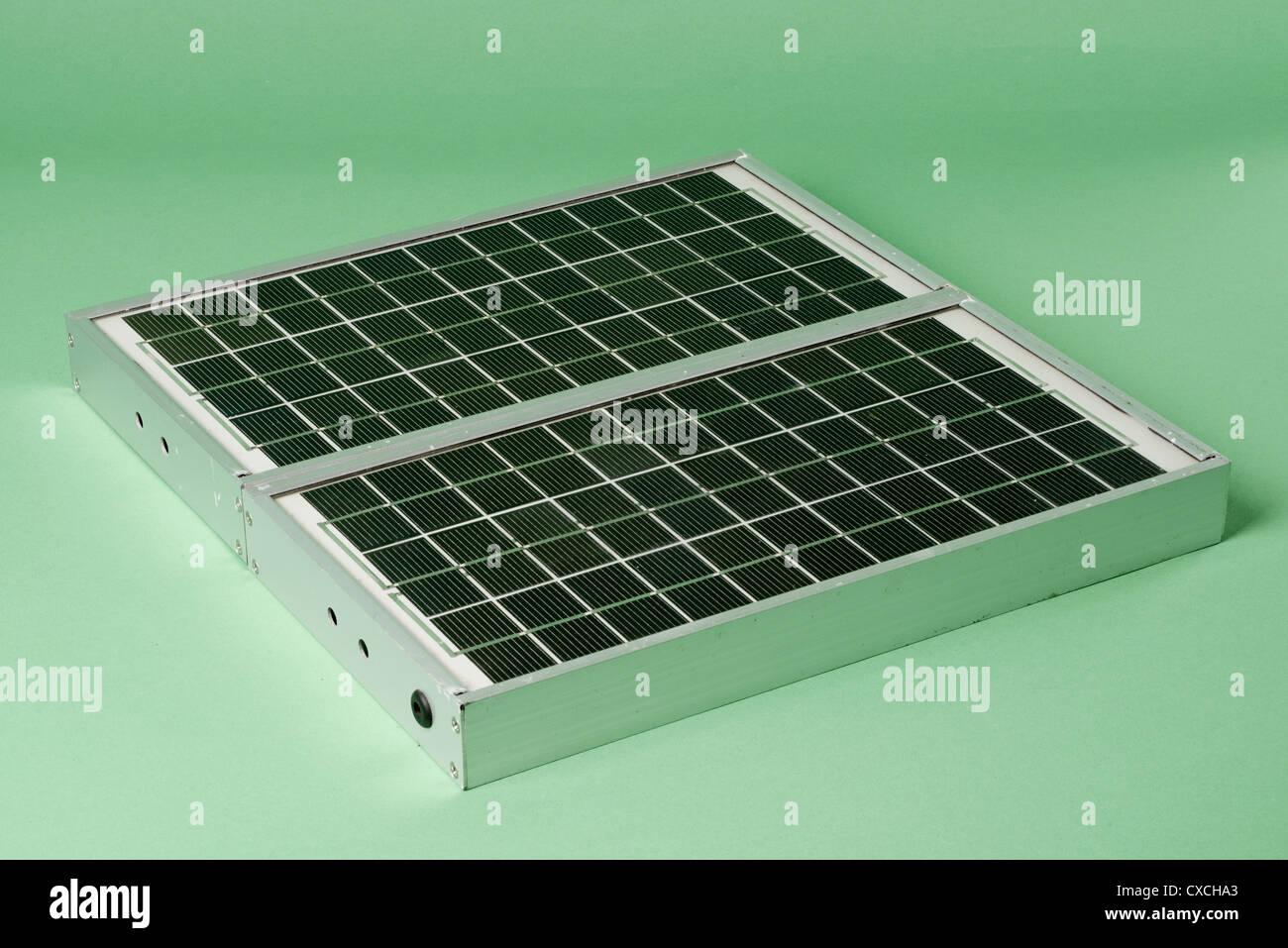 Solar-panel Stockbild