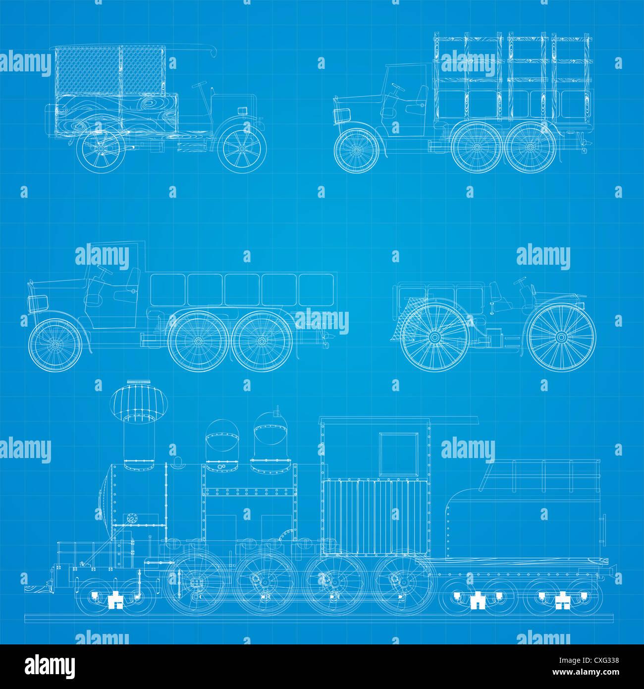 Tolle Niederspannungssymbole Für Blaupausen Fotos - Schaltplan Serie ...