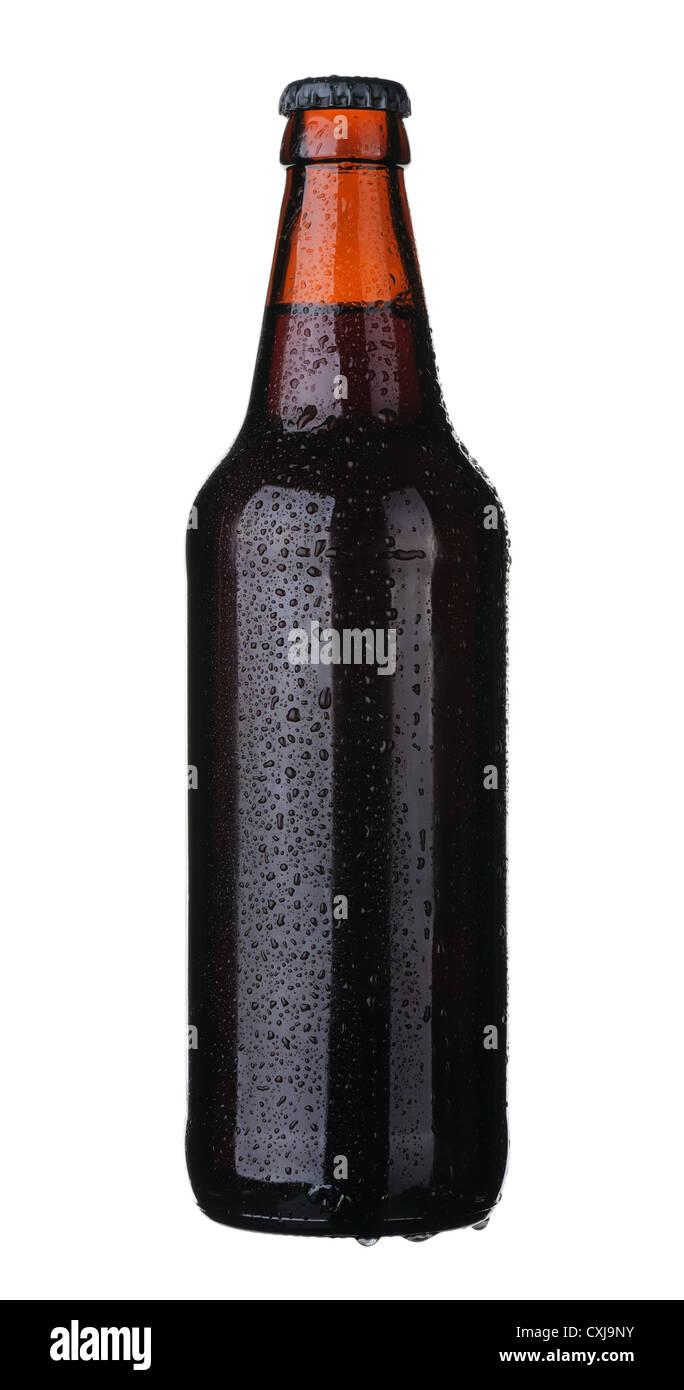 Flasche Bier Stockbild