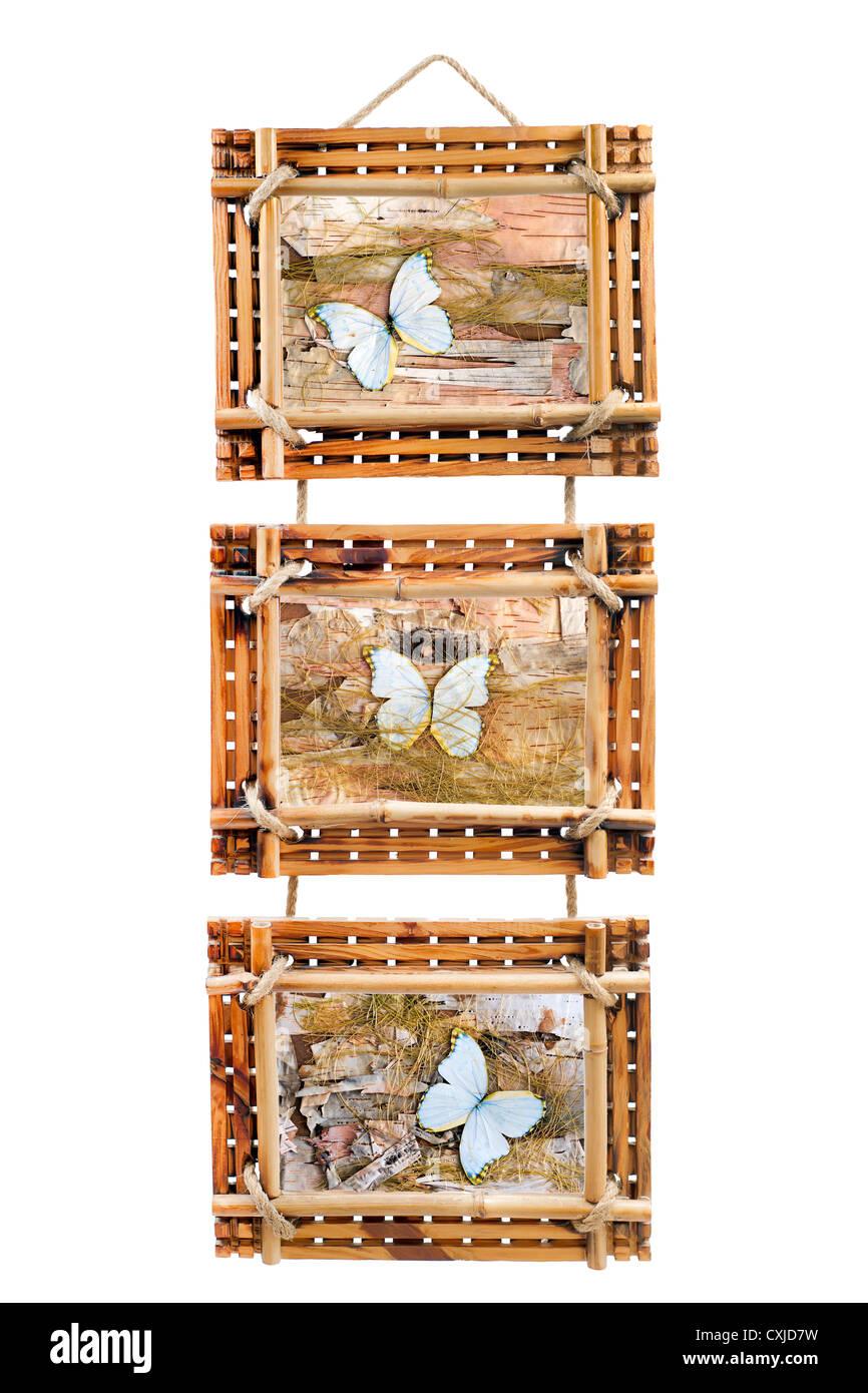 Bamboo Frames Stockfotos & Bamboo Frames Bilder - Alamy
