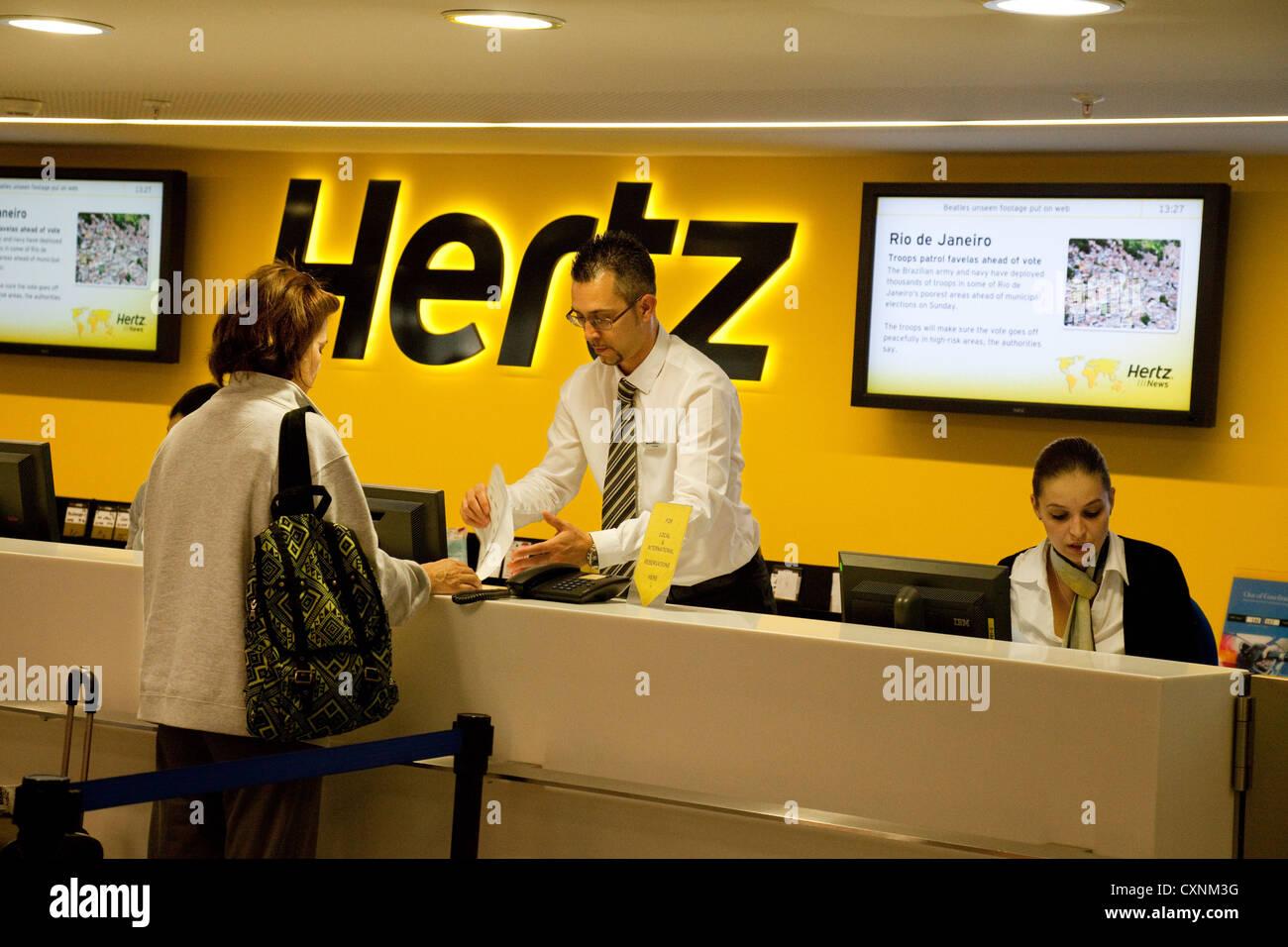Car Rental Malpensa Airport Hertz