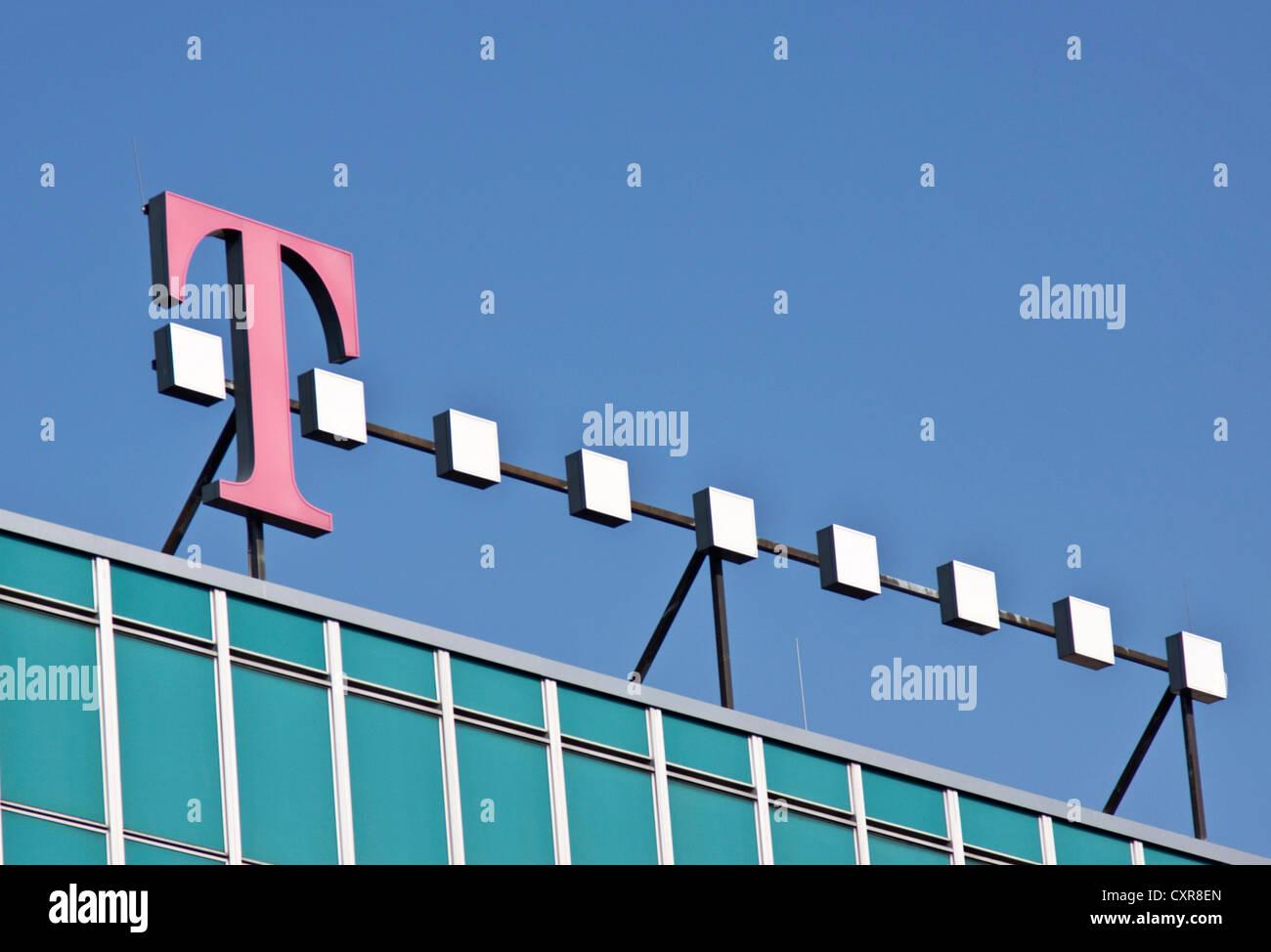 Deutsche Telekom Germany Stockfotos Deutsche Telekom Germany