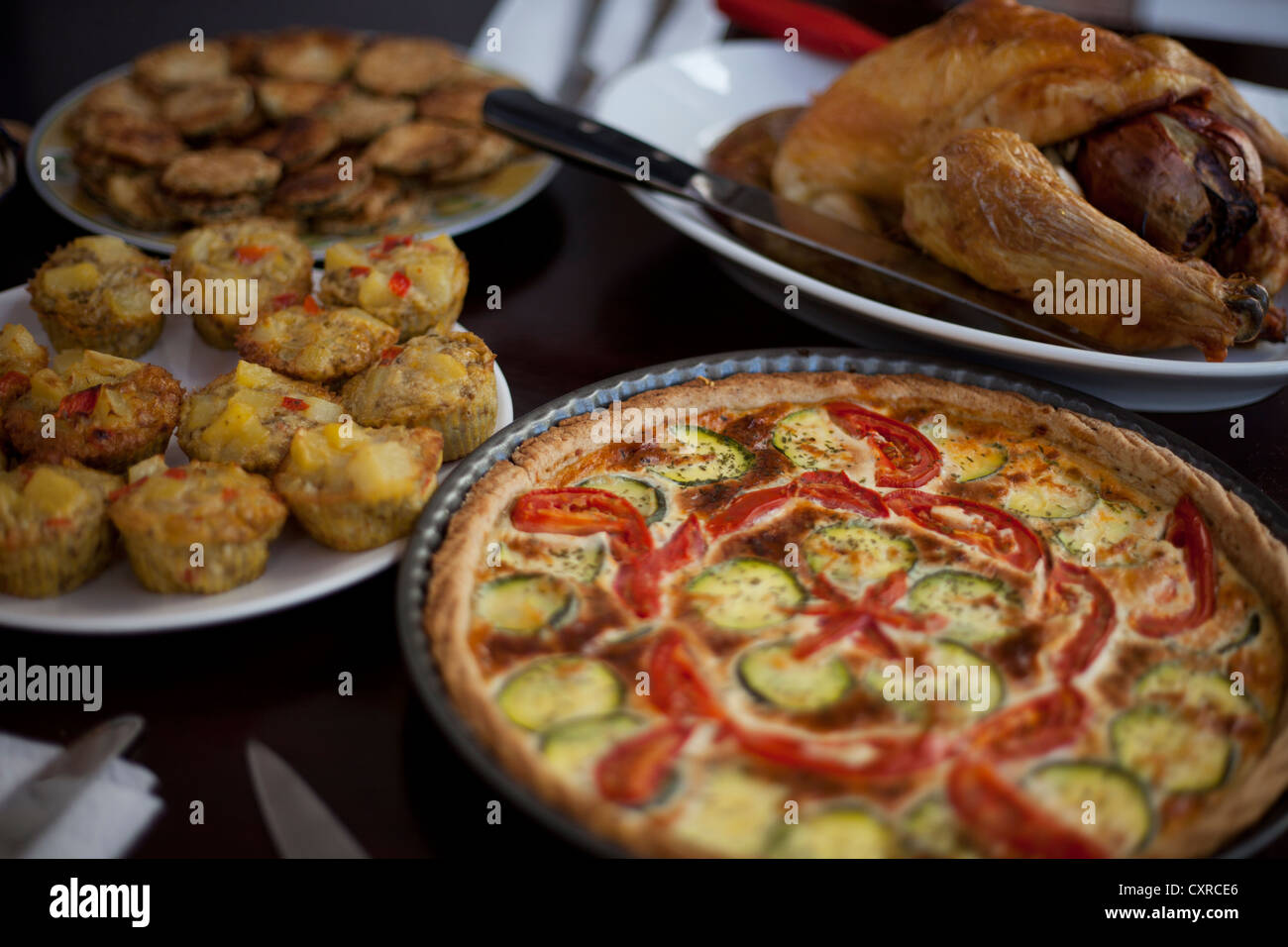 Spanish Flan Stockfotos & Spanish Flan Bilder - Alamy