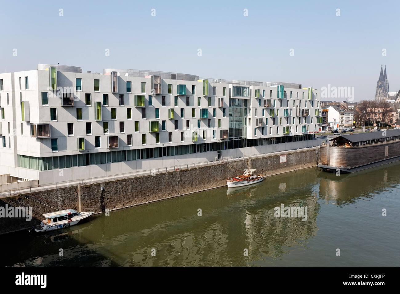 Otel Cologne Design Hotel Rheinauhafen Koln Nordrhein Westfalen